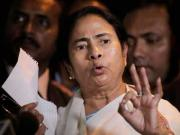 Elaborate security blanket for Mamata's swearing-in ceremony