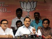 Forced to quit, Eknath Khadse tackles graft allegations with calm