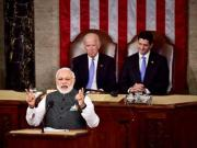Modi fires salvo at Pakistan during eloquent speech to US Congress