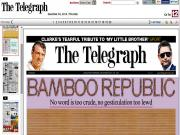 Aveek and his dose of headlines to Mamata sarkar: Top picks from The Telegraph