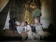 From Anamika Khanna to Rahul Mishra, fashion designers showcase their collections at India Couture Week