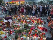 Munich shooter was obsessed with mass killings, had no links with IS