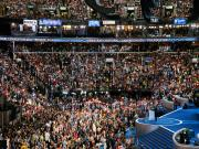 Biden, Kaine, Obama address crowds on Day 3 of Democratic National Convention