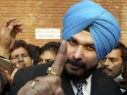 Navjot Singh Sidhu quits RS: Closeness with Badals cost BJP the Punjab ticket