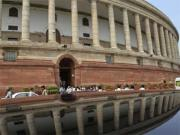Parliament Live: Uproar in RS over AAP MP Bhagwat Mann's video stunt