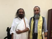 Sri Sri meets Muzzaffar Wani: Dialogue may not sustain but certainly rouses curiosity