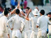 Matt Henry leads New Zealand attack against India on day one of 2nd Test
