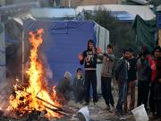 France demolishes Calais 'Jungle' camp forcing migrants to claim asylum or face deportation