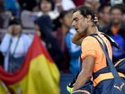 Worried Rafael Nadal may cut short schedule to prepare for next season after Shanghai Masters loss
