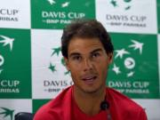 Rafael Nadal ready to die to win another Grand Slam title