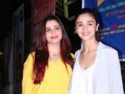 Alia Bhatt's sister Shaheen opens up about her battle with depression in an Instagram post