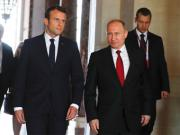 France to respond immediately to use of chemical weapons in Syria: Emmanuel Macron