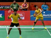 Japan Open Superseries: Sikki Reddy-Pranaav Chopra win silver lining for India after Kidambi Srikanth's loss