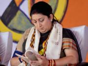 India's textile sector growing exponentially, has more potential: Smriti Irani