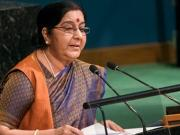 Sushma Swaraj's UN speech arrogant but there is terrorism in Pakistan, says Chinese media