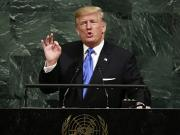 Donald Trump at UNGA: Full text of US president's speech threatening 'total destruction' of North Korea