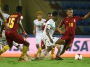 FIFA U-17 World Cup 2017: Ghana's coach says match against Mali should have been postponed due to bad pitch conditions