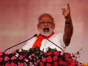 Pew survey: Narendra Modi enjoys popular backing, but people want more from his govt