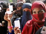 Uttar Pradesh civic polls: EVMs in Meerut registering votes only for BJP, say voters; protests erupt