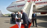 Narendra Modi visits Germany as a part of his 4-nation tour, stresses on counter-terrorism efforts