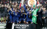 Jose Mourinho's Manchester United defeat Ajax to clinch maiden Europa League title