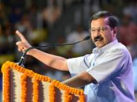 Gujarat government, BJP threatened traders to cancel meet: Kejriwal