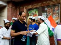 AAP govt's spending on advertisements defies common sense and wastes public money