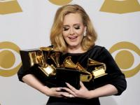Adele, Foo Fighters and Bon Iver the biggest winners of Grammy night