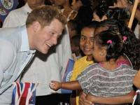 Prince Harry completes first major tour for queen