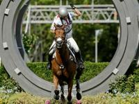 Royal Zara puts Britain in medal contention