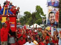 """Venezuela's Chavez back on street, claims """"miracle"""" recovery"""