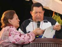 Venezuela's Chavez back on street, claims 'miracle' recovery