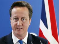 "CORRECTED - British PM Cameron on ropes after ""catastrophic"" week"