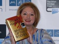 Hilary Mantel wins 2nd Booker Prize for 'Bring Up the Bodies'