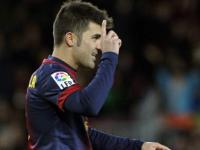 Spanish Cup: Villa passes 300 goals as Barca progress