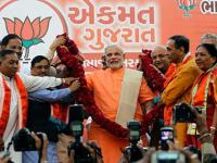 This victory is for those who wish for country's good: Modi