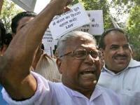 Dropped from politburo for telling truth about Vijayan: Achuthanandan