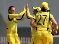 Unbeaten Australia through to Women's WC finals