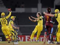 Australia beat Windies to lift sixth Women's World Cup