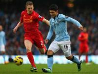 EPL: Aguero's stunner helps City salvage draw against Liverpool