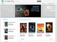 Google's Play Books store seems a tad too expensive