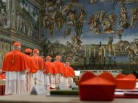 Cardinals begin voting in earnest for new pope to face Church crisis