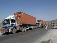 Pakistan supply routes open, but move gear slowly into Afghanistan