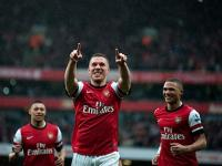 EPL Arsenal hammer Norwich with late goalrush