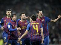 Barca, Juventus, PSG and Ajax close in on domestic titles