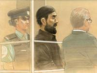 Man accused in Canada terror plot denies charges