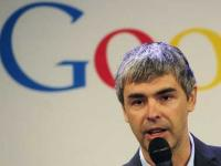 Yes, Glass runs on Android, says CEO Larry Page