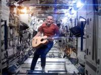 Soyuz space capsule carrying <b>Chris</b> <b>Hadfield</b> lands safely in Kazakhstan