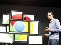Android and Chrome aren't merging for now, says Google's Sundar Pichai