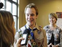 <b>Boy</b> <b>Scouts</b> <b>of</b> <b>America</b> vote ends long-standing ban on gay scouts